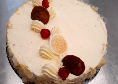 Crème au beurre kirsch